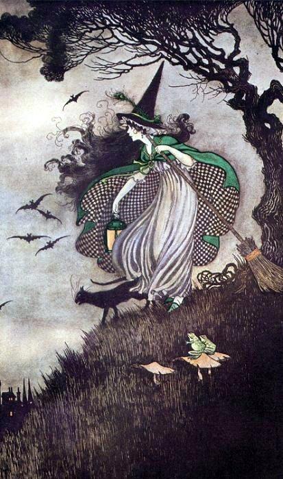 Witch Gaelic